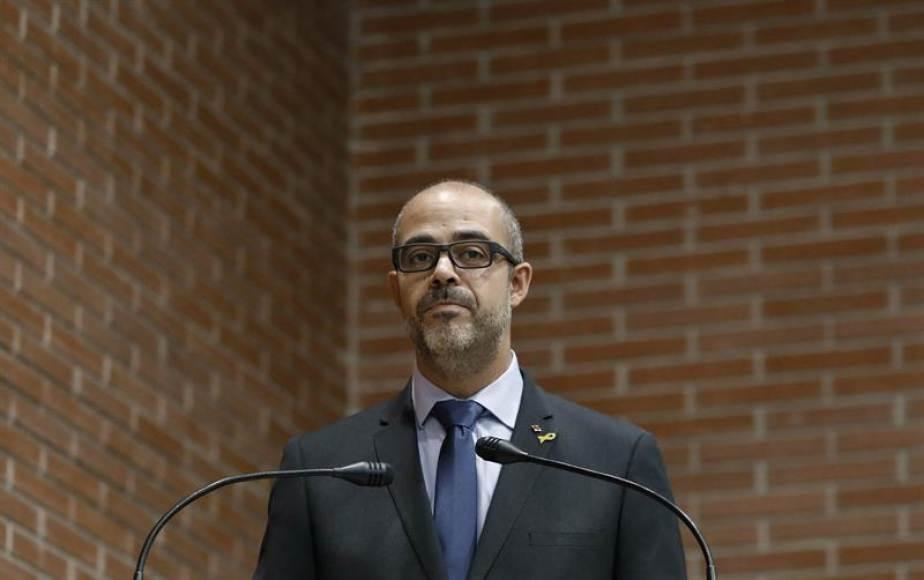 Imputados los independentistas: Consejero de Interior y ex líder de AMI por el 1-O