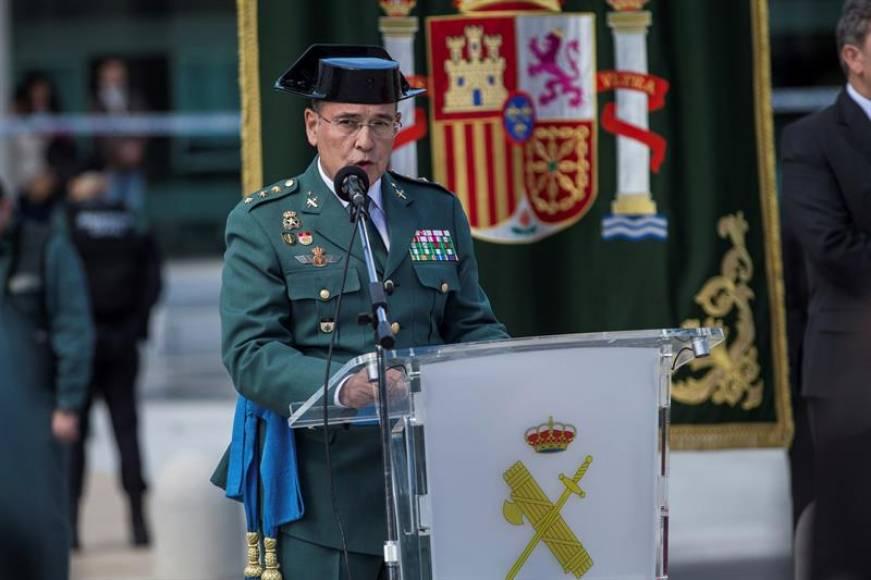 El fiscal pide archivar la querella del independentismo contra el coronel De los Cobos