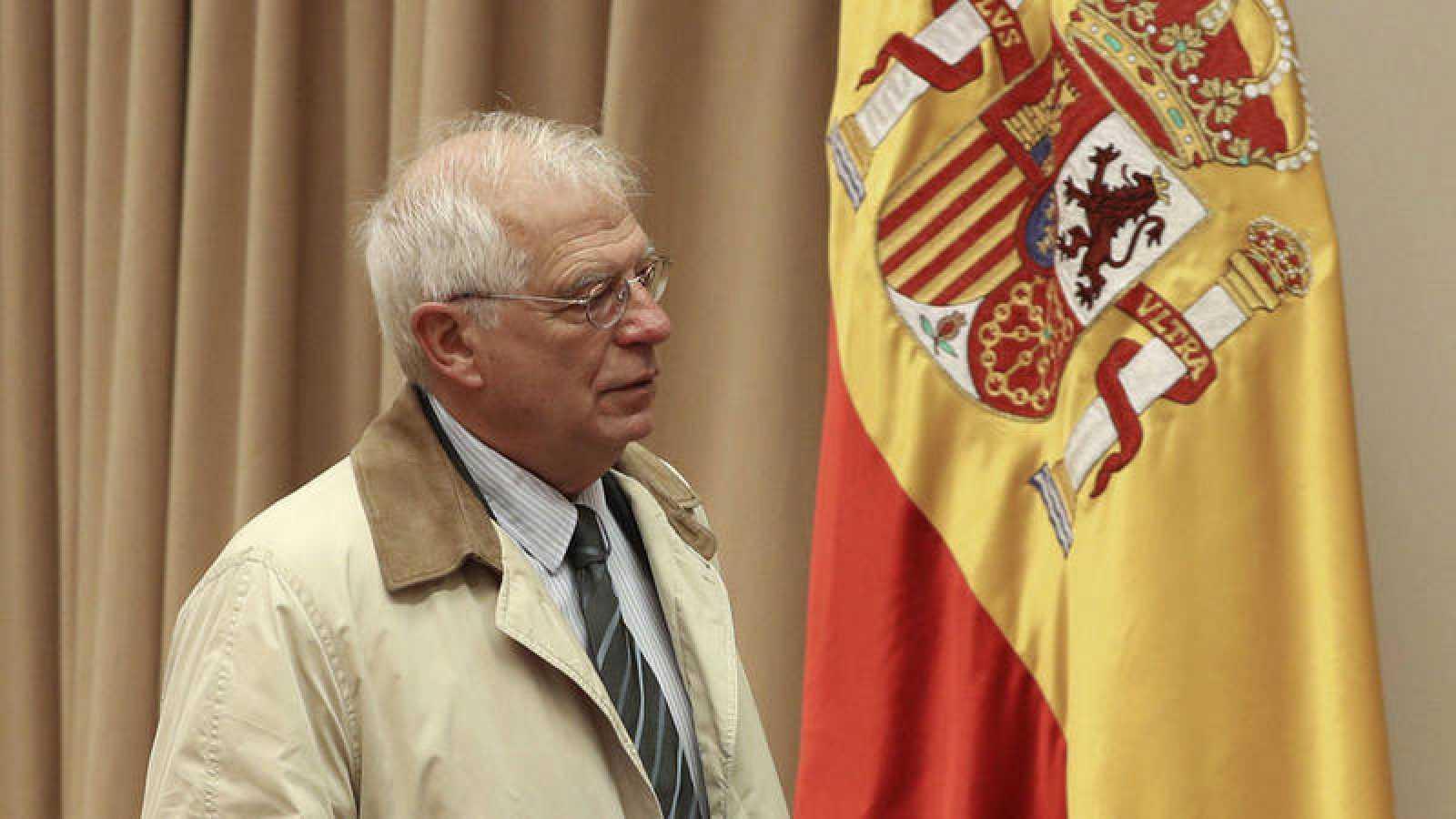 España retira el estatus diplomático al independentista belga André Hebbelinck