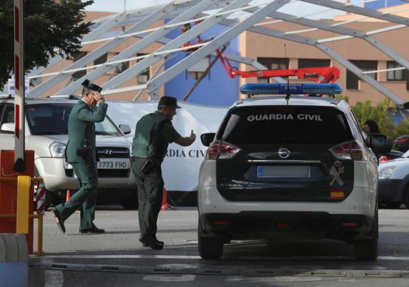 Prisión provisional sin fianza para el asesino del Guardia Civil en Huétor Vega (Granada)