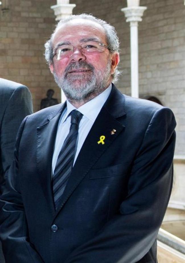 Detenido el alcalde independentista Joan Reñé por pertenecer al «Gürtel Catalán»