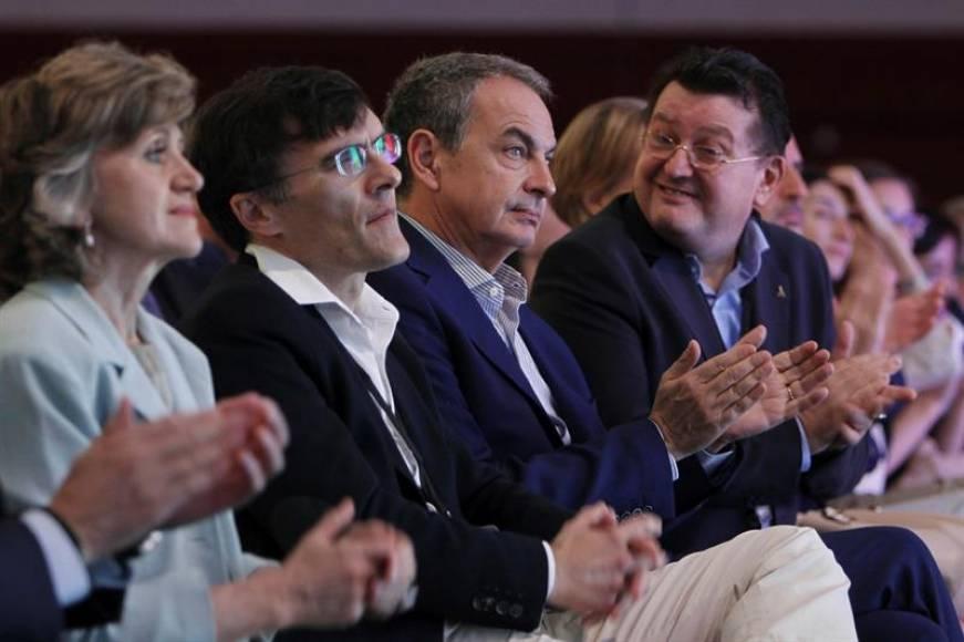 """Zapatero: """"Los independentistas saben adónde no pueden volver a ir"""""""