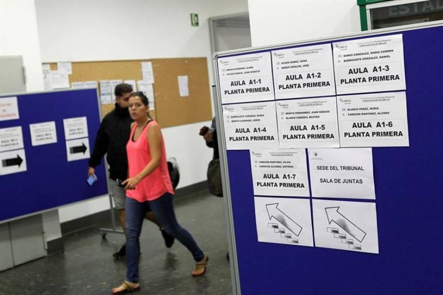 Plazas de jueces y fiscales, superarán el primer ejercicio los 1.500 mejores candidatos