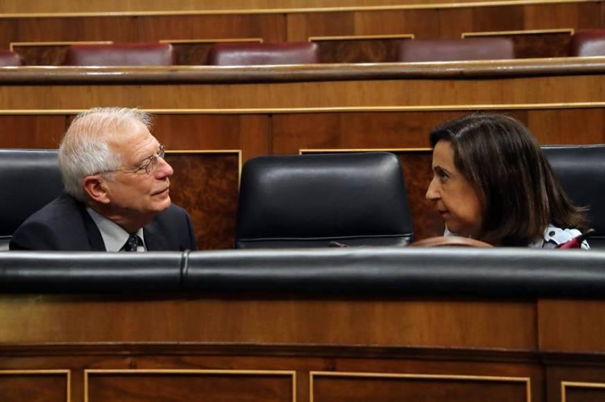 "Borrell: ""Soy el ministro de Exteriores de España, no de la"" República ""Catalana"""