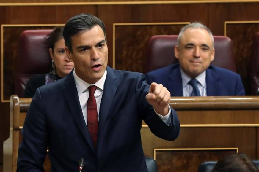 """Sánchez: El conflicto en Cataluña """"no es el de la independencia sino el de la convivencia"""""""