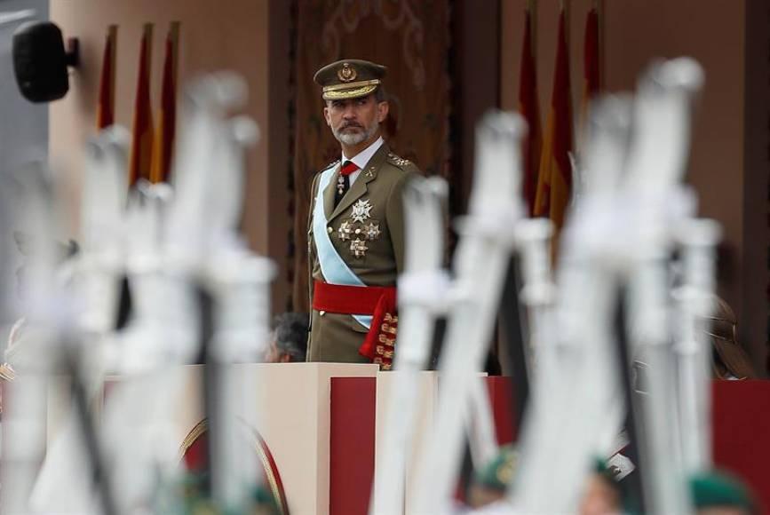 El Constitucional tramita el recurso contra la reprobación del Rey por independentismo