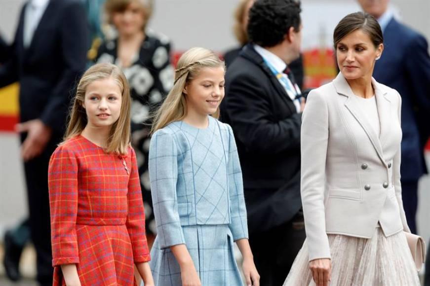 Hoy a la calle un millón de «moneda de 30 euros» con la imagen de la Princesa Leonor