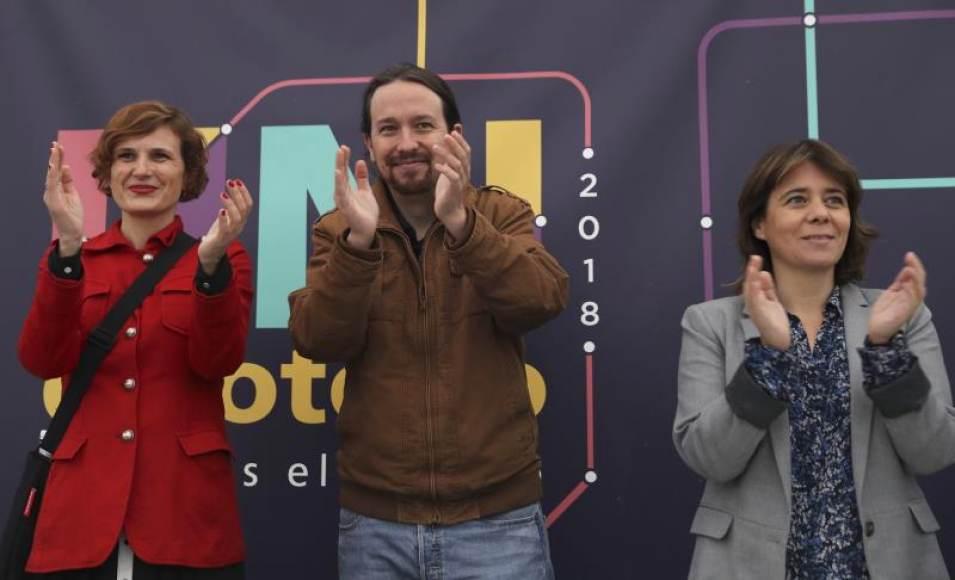 """Iglesias: """"Hay que enfrentarse a reaccionarios"""" de VOX y """"gobernar España en 2020"""""""