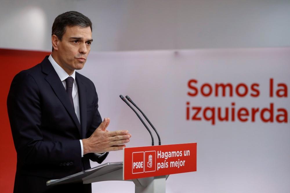 Sánchez quiere cortar la cabeza de Susana Díaz para Gobierno PSOE-Ciudadanos en Andalucía