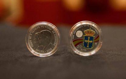Acuñada y a la calle, la imagen de la Princesa Leonor en una moneda