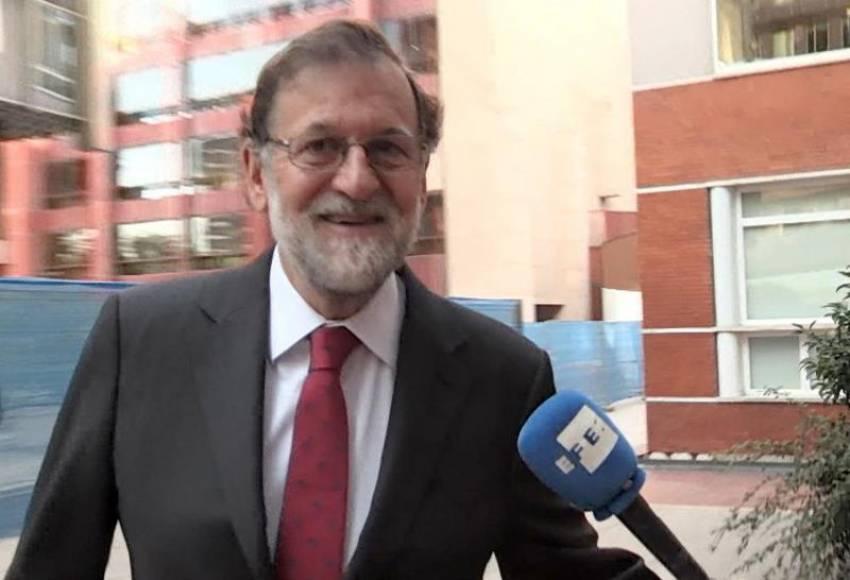 Rajoy vuelve a su antiguo trabajo de registrador de la propiedadEfe –