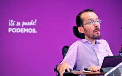 """Podemos, """"decepcionado"""" anuncia su """"no a los presupuestos"""" de Sánchez"""