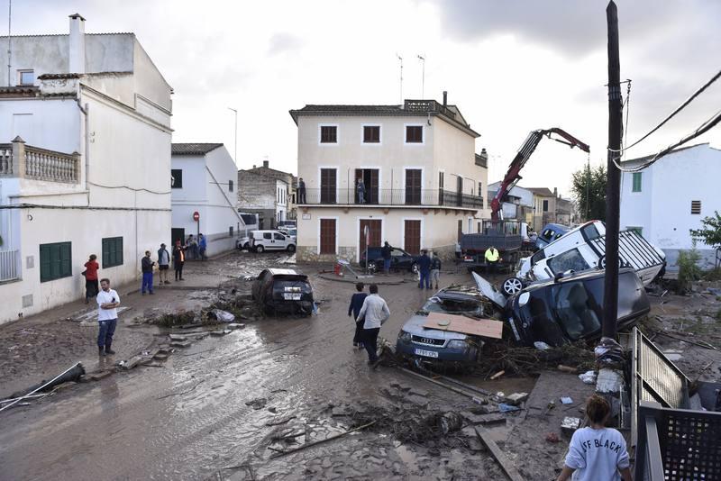 (Inundaciones en Mallorca) Al menos 10 muertos y un menor desaparecido