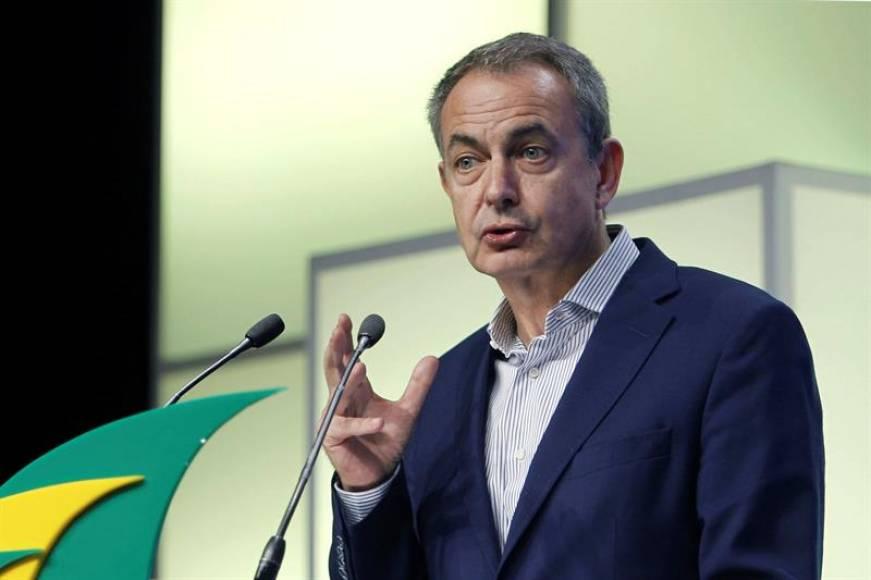 Zapatero, proclamado «Hombre de Paz» en Nador (Marruecos)