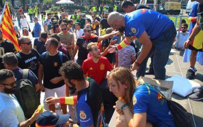 La manifestación del 10-N de Jusapol en Cataluña empezará en Vía Layetana de Barcelona