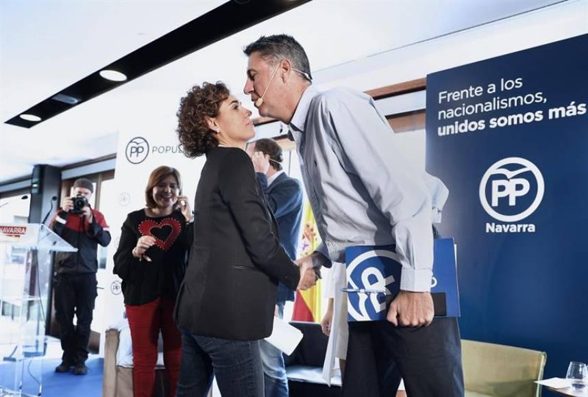 "Junqueras e Iglesias son los ""vicepresidentes económicos de Pedro Sánchez"""