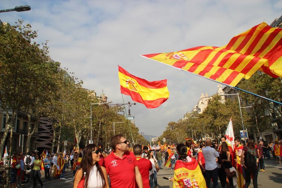 Megino: «El grito de la Hispanidad sonará más alto mañana 12-O en Barcelona»