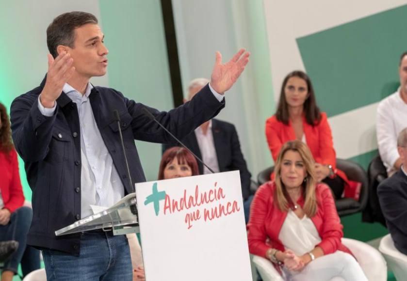 """Sánchez: """"La Derecha pierde los papeles, ignorante"""" sigue """"alimentando a VOX"""""""