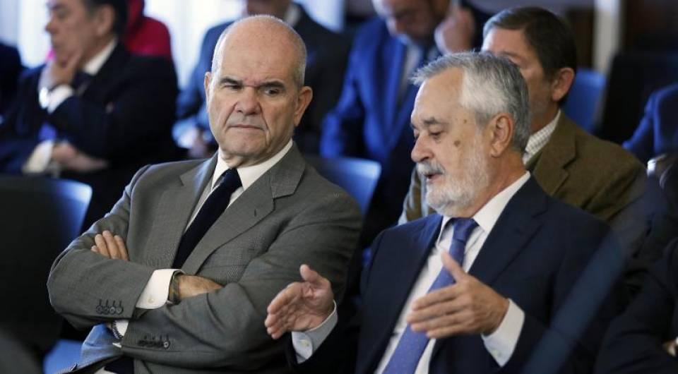 El fiscal pide 6 años de prisión para Griñán por la corrupción del partido de Sánchez