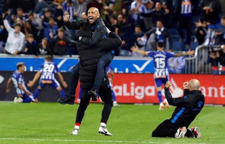 Alavés agrava la crisis del Real Madrid en Vitoria (1-0)