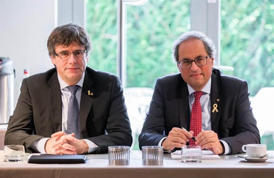 """Torra activa el """"Consejo del Estado, Constituyente y Constitución de la República Catalana"""""""