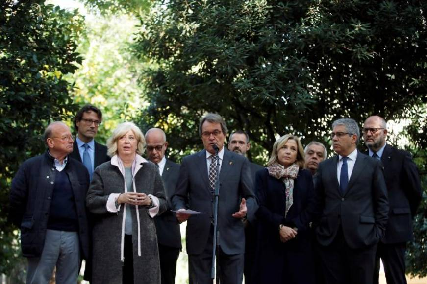 """Artur Mas: La sentencia del 9-N """"nos hace daño"""" pero España """"se equivoca"""""""