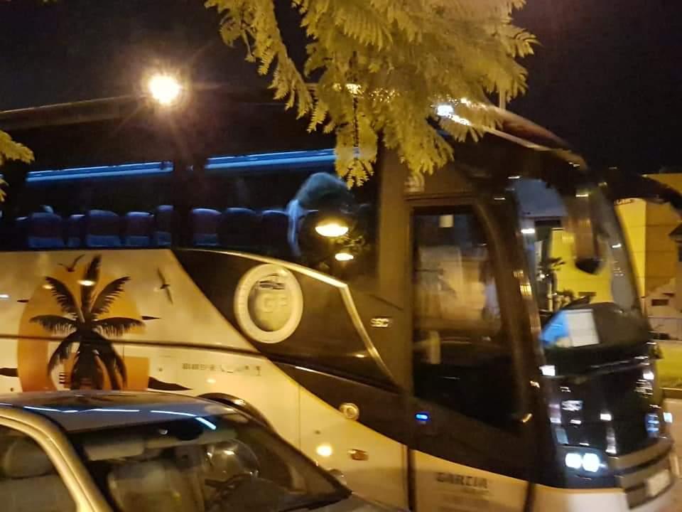 Cs de Rivera prohíbe a familiares de Guardia Civil y VOX subir a sus autocares vacíos de Alsasua