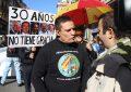 """Espinosa: """"Venimos"""" a Cataluña """"reivindicar el derecho a la reunión, el SÍ a la ILP y Equiparación"""""""