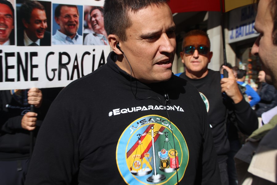 """Jusapol: """"Nuestra (ILP) saldrá adelante sí o sí, es un día histórico para celebraciones"""" policiales"""