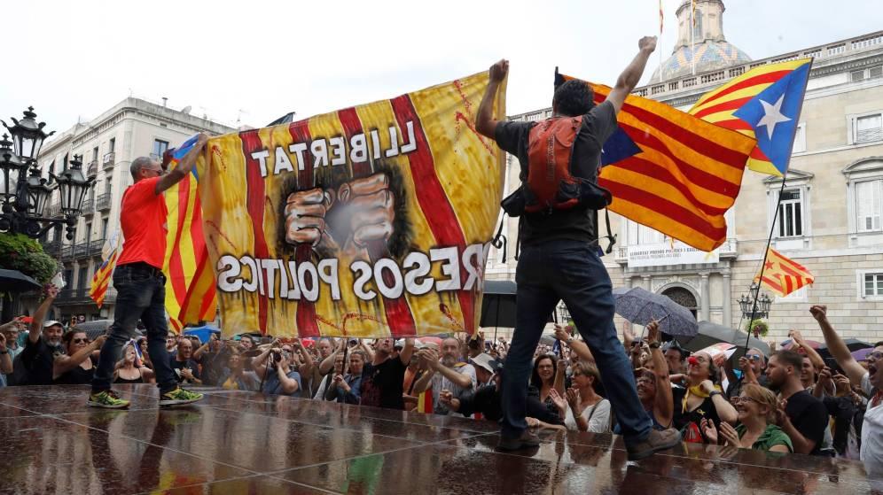 Independentistas amenazan de muerte a un español en Cataluña