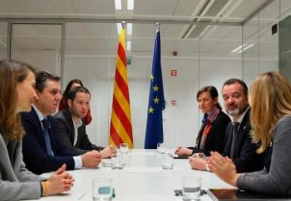 """Nuevo consejero independentista: """"Nada"""" nos """"impedirá"""" abrir embajadas de la República"""