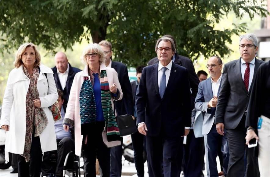 """Artur Mas: """"No aceptamos en ningún caso la sentencia"""" del referéndum 9-N"""
