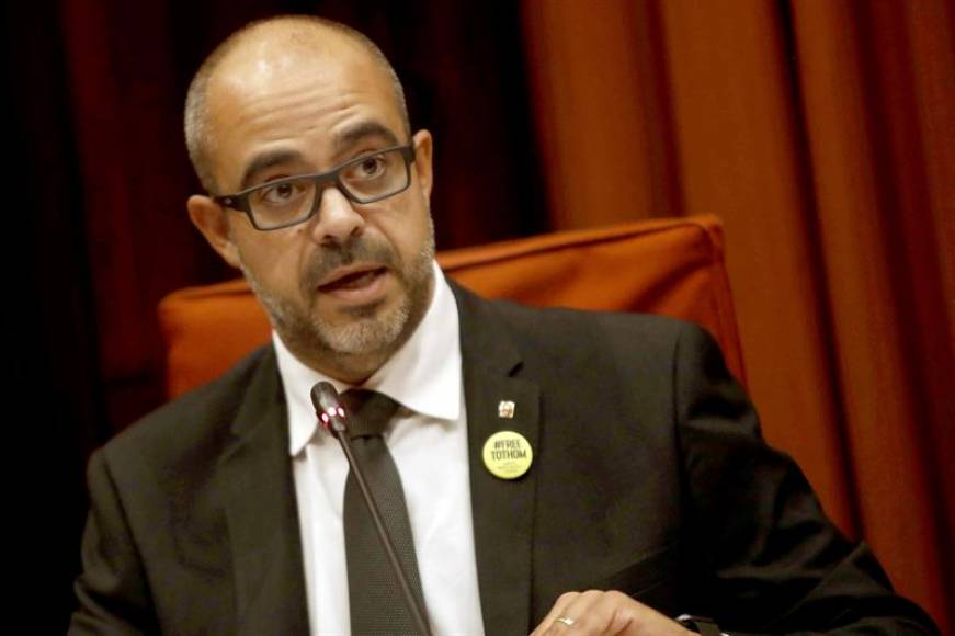 """Consejero de Interior de la Generalidad: """"Los Mozos no son una Policía Política"""""""