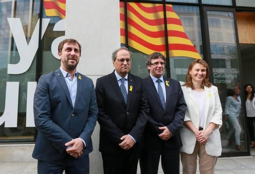 Borrell impedirá las embajadas independentistas en Viena, Tallin, Zagreb, Lisboa, Estocolmo y Beirut