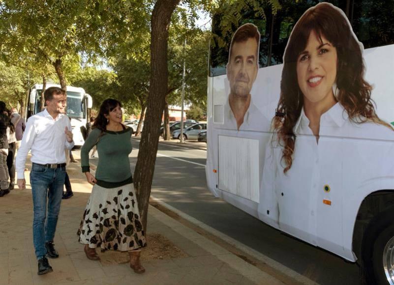 """Podemos garantiza """"consejería feminista"""" en Andalucía"""