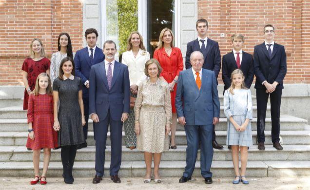 Infanta Cristina vuelve a casa después del Caso Nóos