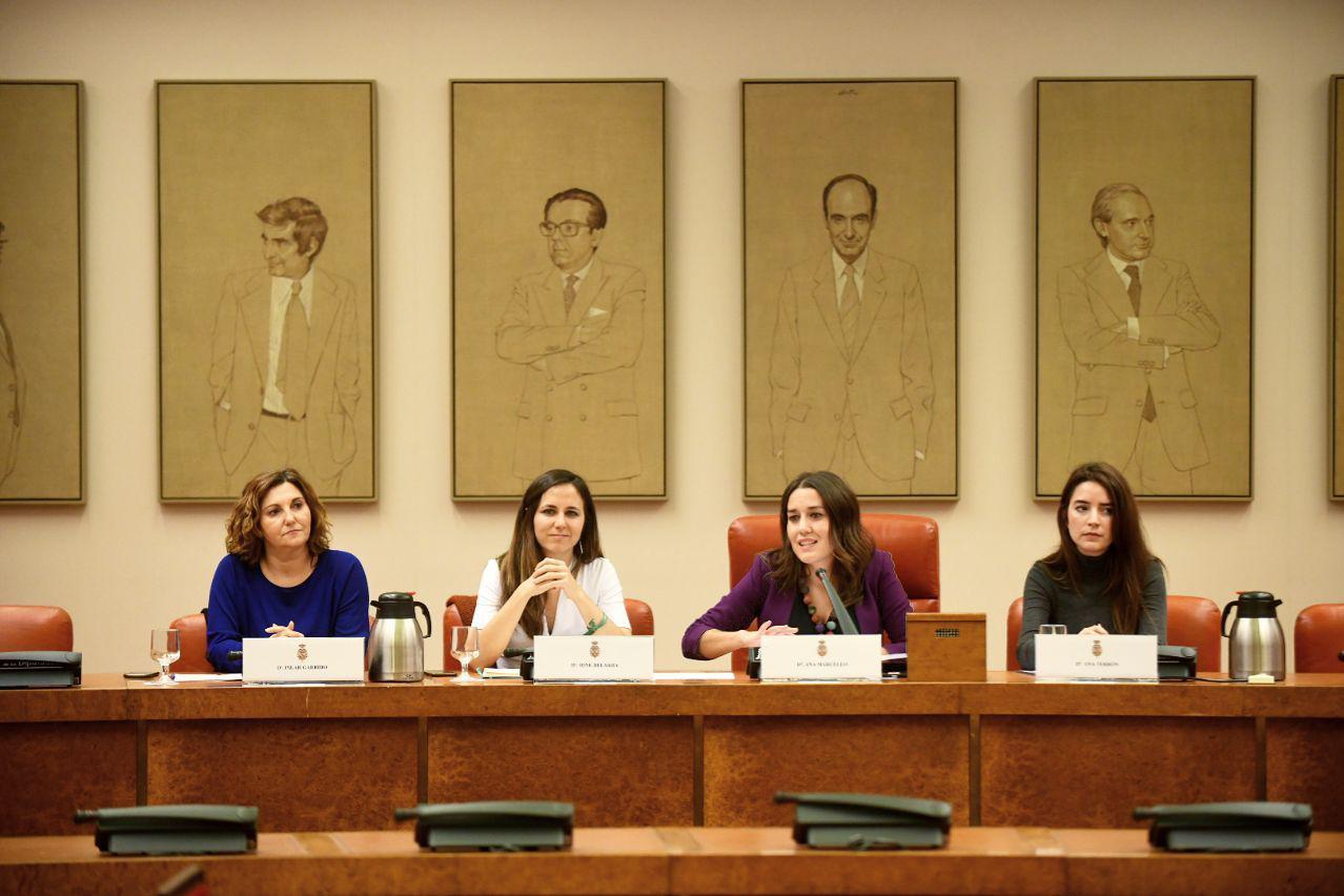 """Podemos: Vamos a cambiar la """"España del «sálvese quien pueda»"""" a un Estado """"social"""""""