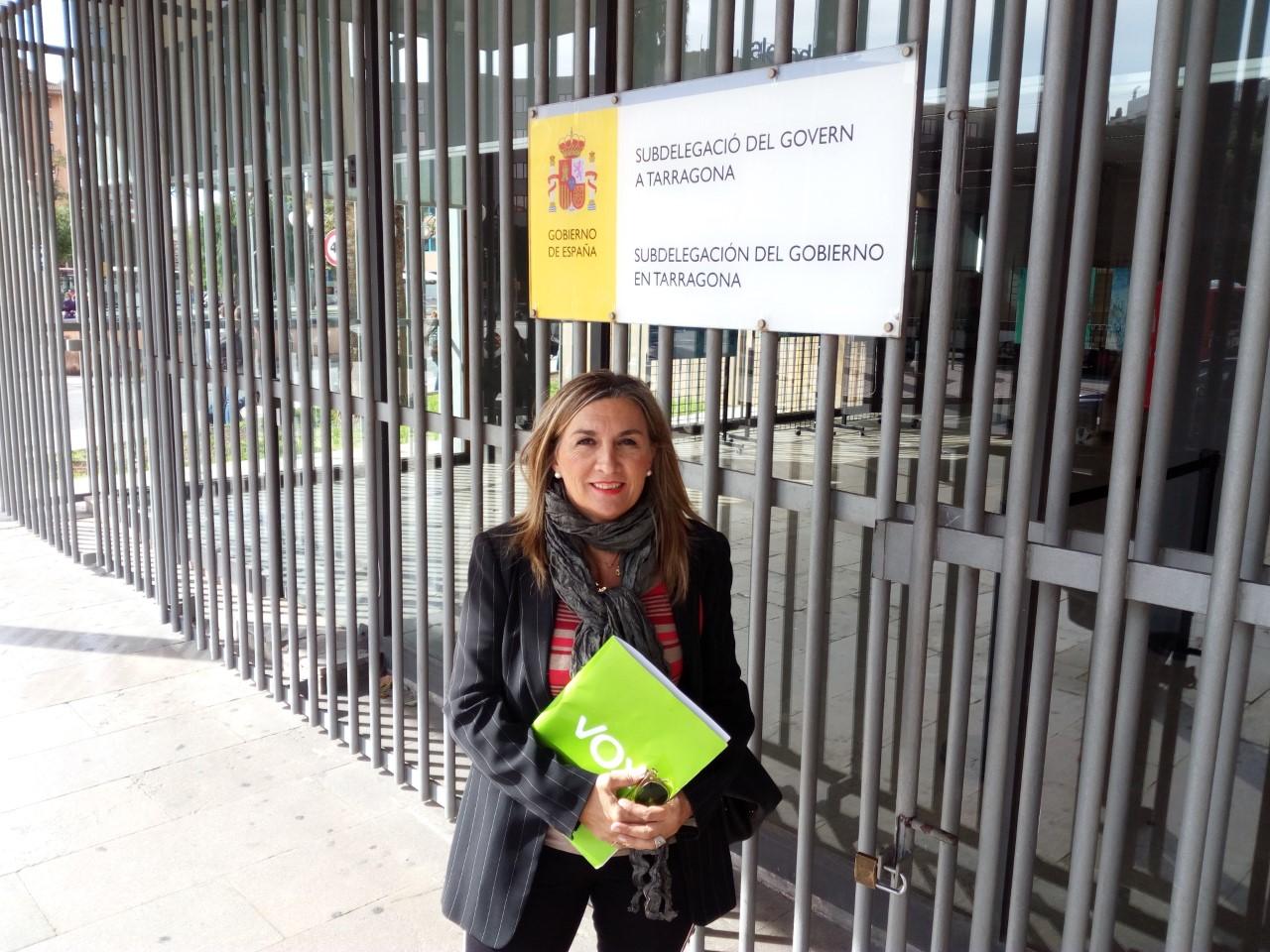 VOX Tarragona denuncia ante Gobierno ausencia de bandera de España en Ayuntamientos
