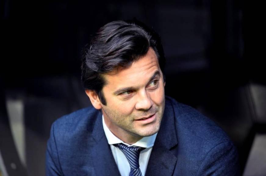 Santiago Solari, entrenador del Real Madrid hasta 2021