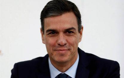 Sánchez prevé exhumar Franco a finales de enero de 2019