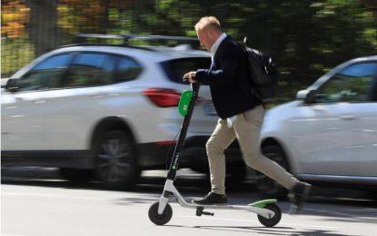 El patinete eléctrico mata a la gente