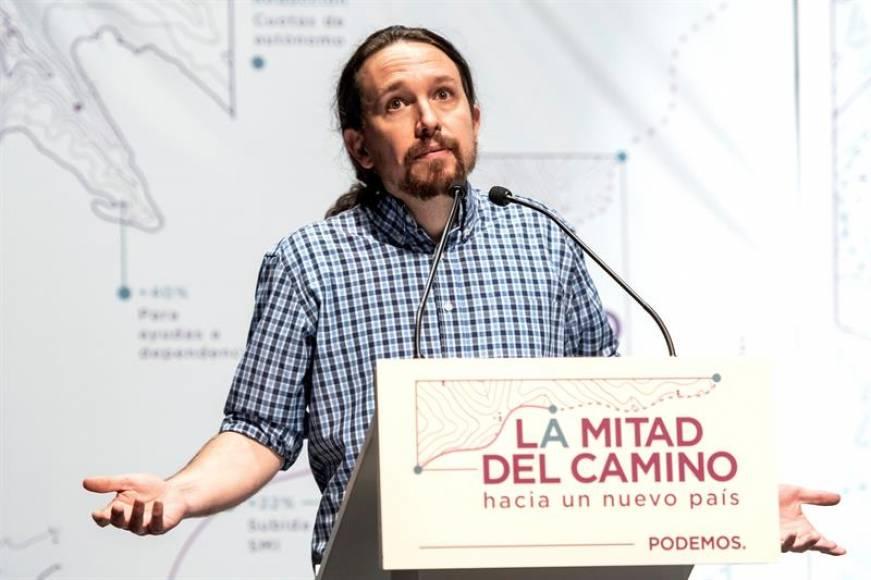 "Podemos ""diseña"" un plan ante ""nuevo escenario"" para hacer presidente de Gobierno a Iglesias"