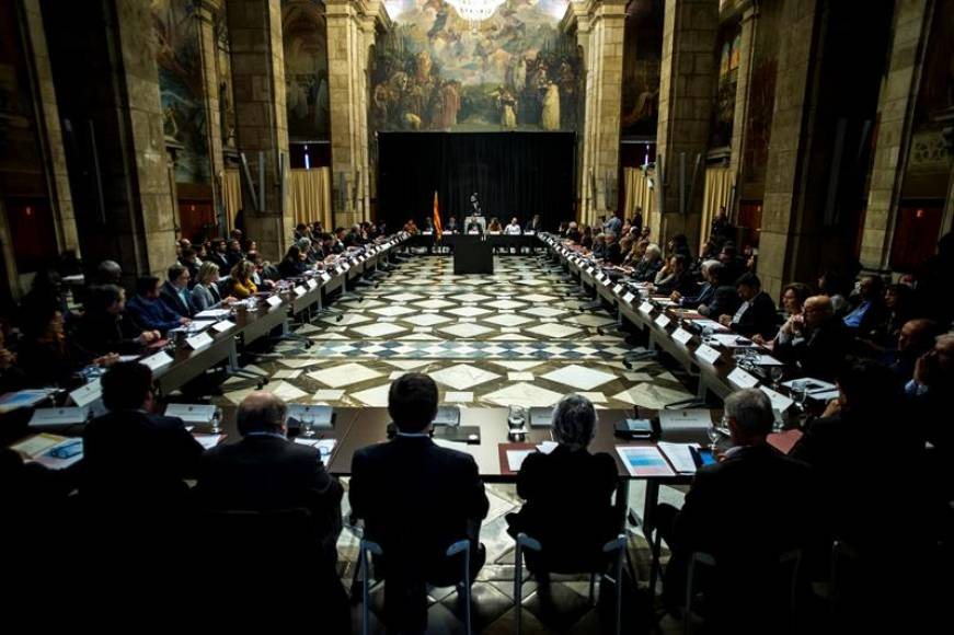 """Torra: Asamblea Urbana """"estará a la altura"""" de las necesidades de Cataluña"""