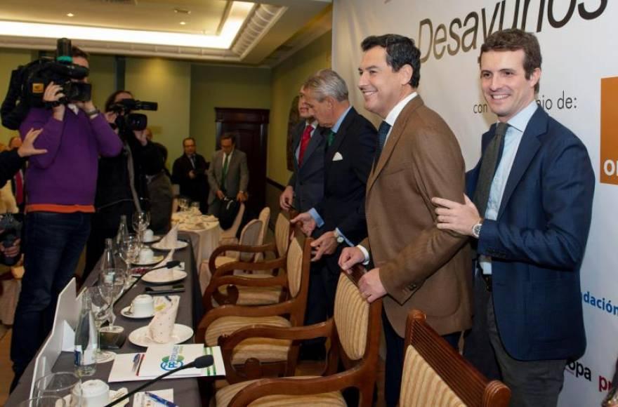 """Casado: """"Sánchez, convoque elecciones o sométase a moción de confianza"""""""