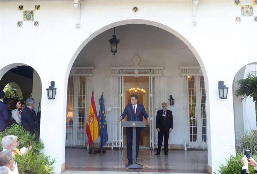 """Sánchez: """"Seguiré gobernando España"""" sin apoyo de Podemos e independentistas"""