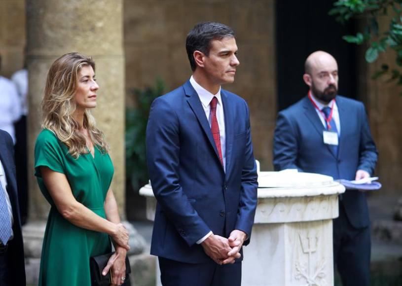 """Sánchez: """"España mantiene el veto al brexit"""""""