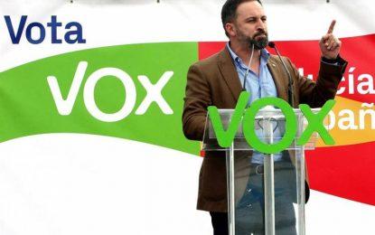 """VOX: """"El sujeto más peligroso"""" en España es """"Pablo Mezquitas"""" (Pablo Iglesias)"""