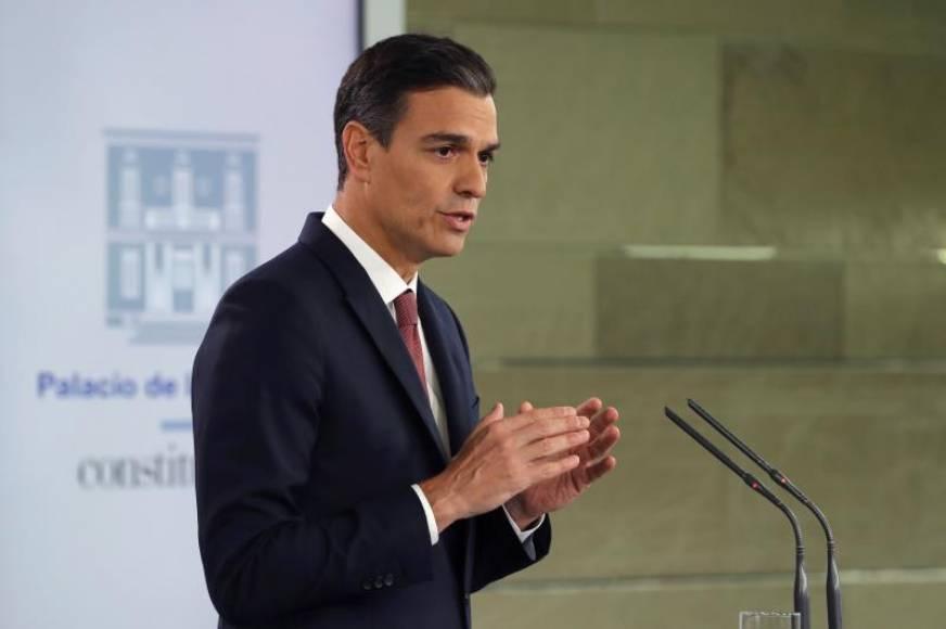 """Sánchez: """"El que decide cuándo se convocan elecciones"""" soy yo. Agotaré la """"legislatura"""""""