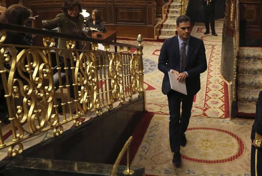 """Sánchez: Los independentistas me piden """"politizar de la Justicia. Pues no"""""""