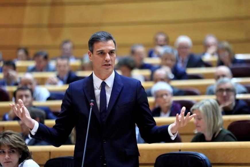 Sánchez dice que sigue trabajando intensamente para evitar las elecciones